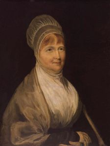 1823 portrait of Elizabeth Fry byCharles Robert Leslie