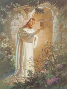 Christ at Heart's Door. © Warner Press, Inc., Anderson, Indiana. Used with permission.