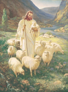 The Lord is My Shepherd. © Warner Press, Inc., Anderson, Indiana. Used with permission.