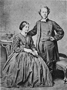 Hudson and Maria Taylor. [PD-1923]