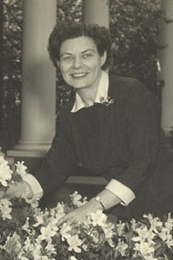 Catherine Marshall. Image courtesy of Peter Marshall Ministries.
