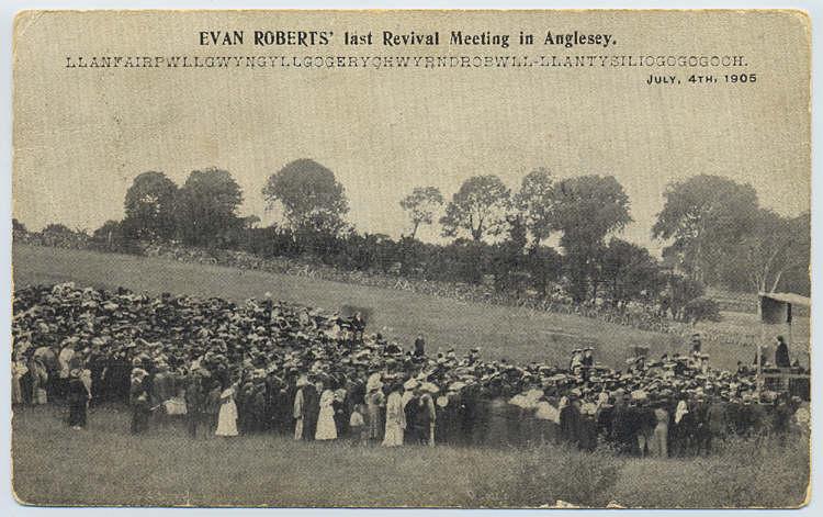 Résultats de recherche d'images pour «evan roberts welsh revival»