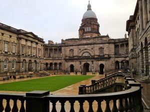 University of Edinburgh. Image by Su Hongjia.