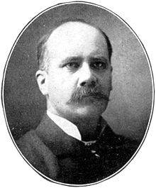 Charles M Sheldon in  1913.  [PD-1923]