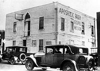 Apostolic Faith Gospel Mission             [PD-1923]