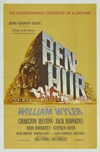 Ben-Hur movie poster- 1959 . [PD-US]
