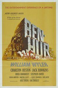 Ben-Hur movie poster- 1959 .  [PD-US]