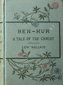 An 1880 copy of Ben-Hur.  [PD-1923]