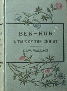 An 1880 copy of Ben-Hur.  [PD-1923]