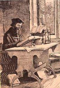 John Wycliffe. [PD-1923]