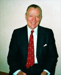 Paul Brand. Image courtesy of The Leprosy Mission-http://www.leprosymission.org.uk/.
