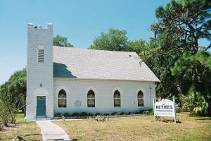 Bethel Presbyterian Church, Clearwater, Florida. © by James G. Howes.